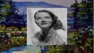 Patti Page ~ I'll Remember April