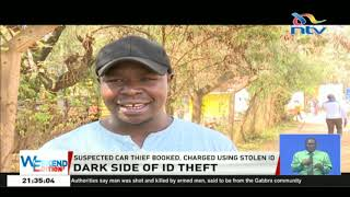 Journalist finds self in DCI list of wanted suspects after losing ID