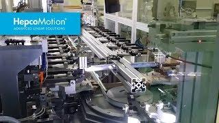 FALLSTUDIE: DTS – Montage von Fahrzeugbatterien
