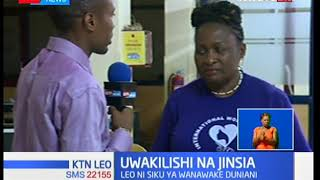 Uwakilishi na jinsia: Tunaangazia nafasi ya mwanamke