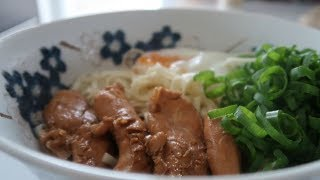 Kuchnia japońska-łatwy przepis na kurczaka w sosie sojowym