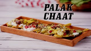 Crispy Palak Chaat Recipe By Ripu Daman Handa | Quick Spinach Recipe | Big Bazaar LIVE Cook Along