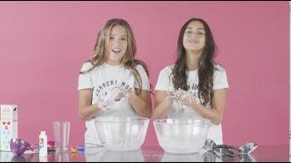 Mackenzie Ziegler - How to make SLIME!
