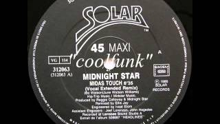 "Midnight Star   Midas Touch (12"" Extended Remix Funk 1986)"