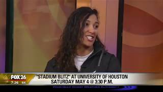 Fox 26 Houston Interview