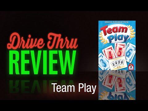 """[DriveThruReview] #493: """"Teamwork: Lite"""""""