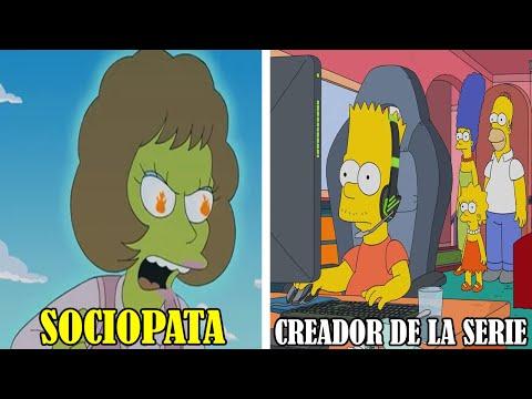 7 Teorías De La Caricatura Los Simpson