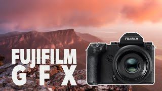 They Gave Me A $18,600 Camera - Fujifilm GFX Thoughts After 3 Weeks