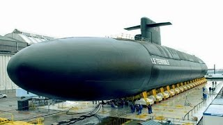 Discovery Science Documentary -  How to Build A Nuclear Submarine?  -  National geographic