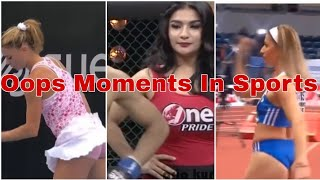 Embarrassing Moments in Sports | Oops sports moments