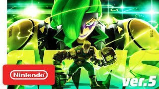 ARMS - Introducing Dr. Coyle - Nintendo Switch