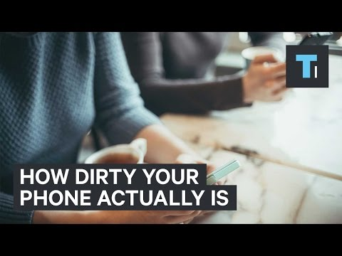 IMPORTANT: Why You Should Wipe Down Your Phone Every Night
