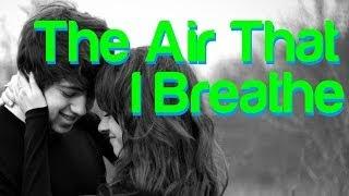 The Air That I Breathe -  The Hollies (lyrics)