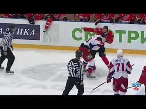 Sergei Sentyurin vs. Evgeny Grachev