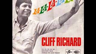 Cliff Richard - Things We Said Today - Cover .wmv