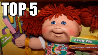 TOP 5 - Nebezpečných hraček