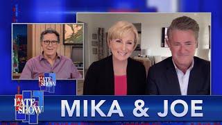 Mika & Joe Think Biden May Be A Transformational President