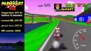 MK64 - World Record on Royal Raceway - 2'51''75 (NTSC: 2'22''84) by Matthias Rustemeyer