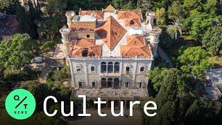 Beirut Blast: Landmark Sursock Palace Seriously Damaged