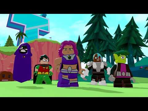 Teen Titans + Lego Dimensions = Take My Money