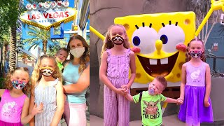 Surprising the Kids With a Trip to Las Vegas!!!