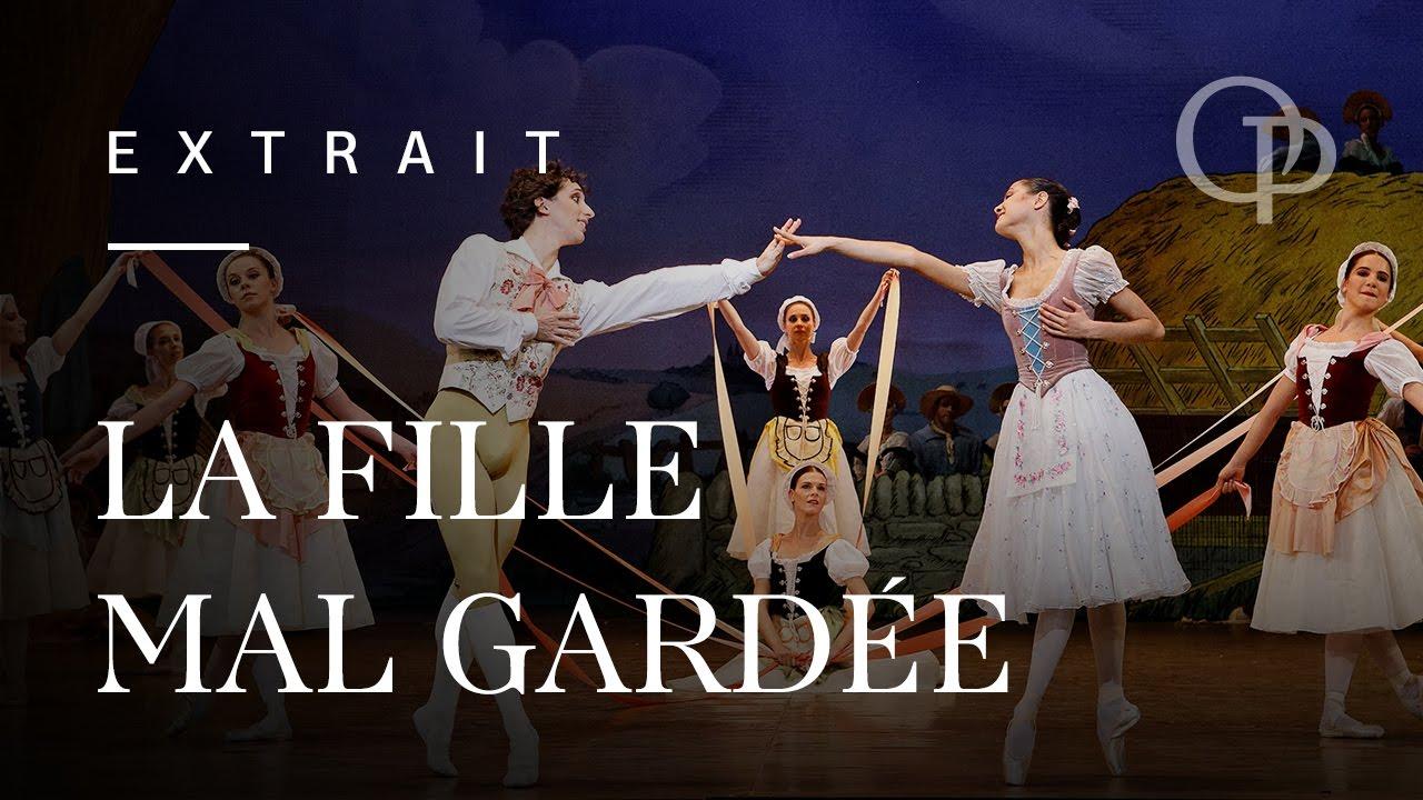 La Fille mal gardée - Ballet - Programmation Saison 17 18 - Opéra ... 5f6d0cdfbff