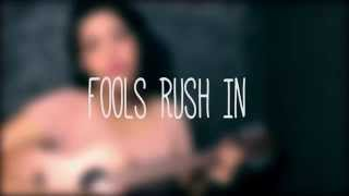 Fools Rush In (Where Angels Fear to Tread) - Frank Sinatra/Peggy Lee (Ukelele Cover)
