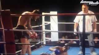 Ridiculous Tornado Kick Knockout & Rolling Thunder Breakdown