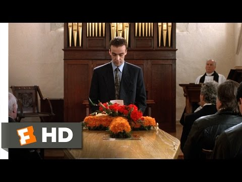 Video trailer för Four Weddings and a Funeral (10/12) Movie CLIP - He Was My North (1994) HD