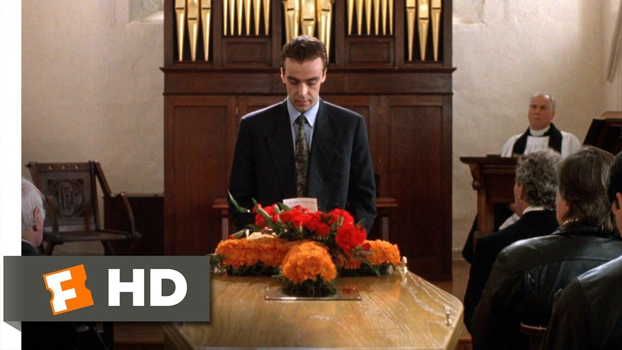 Trailer för Fyra bröllop och en begravning