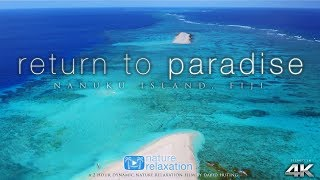 FIJI ISLANDS In 4K: Return To Paradise (+ Music) 2HR Nature Relaxation™ Ambient Film