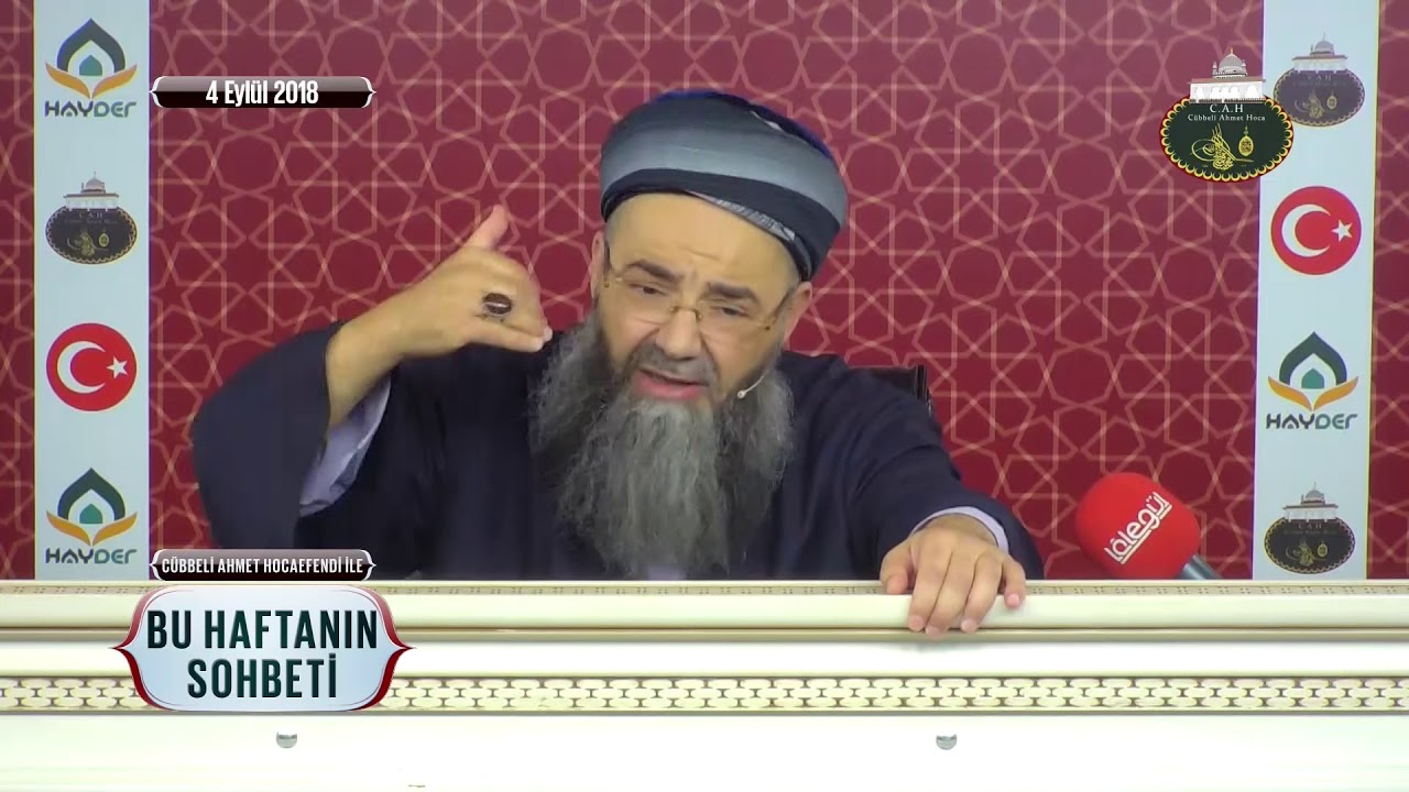 Herşey Aslına Rücû Eder Ahlat İhya Edilmeden Türkiye İhya Edilemez!