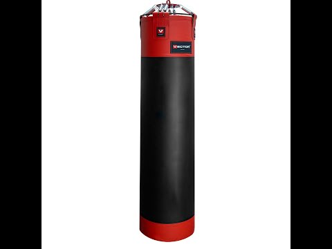 Мешок боксерский «BALANCE» на пружинах, высота 110 см, Ø 40 см