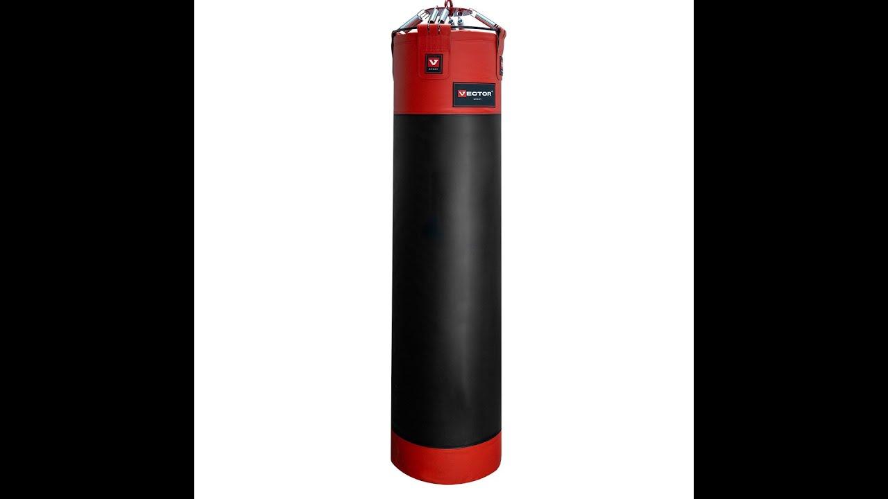 Мешок боксерский «BALANCE» на пружинах, высота 200 см, Ø 40 см