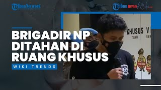 Dijerat Pasal Berlapis, Brigadir NP Kini Ditahan di Ruang Khusus setelah Aniaya Mahasiswa saat Demo