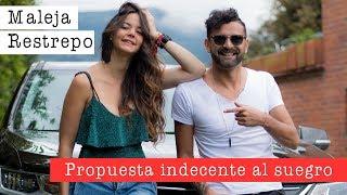 Propuesta indecente al suegro de Maleja Restrepo, Autostar Tv 2, capítulo 2