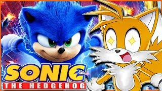 Tails Reacts to Sonic The Hedgehog (2020) - New Official Trailer - Paramount Pictures
