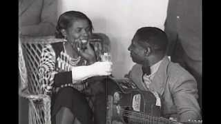 Lead Belly Sings Goodnight Irene
