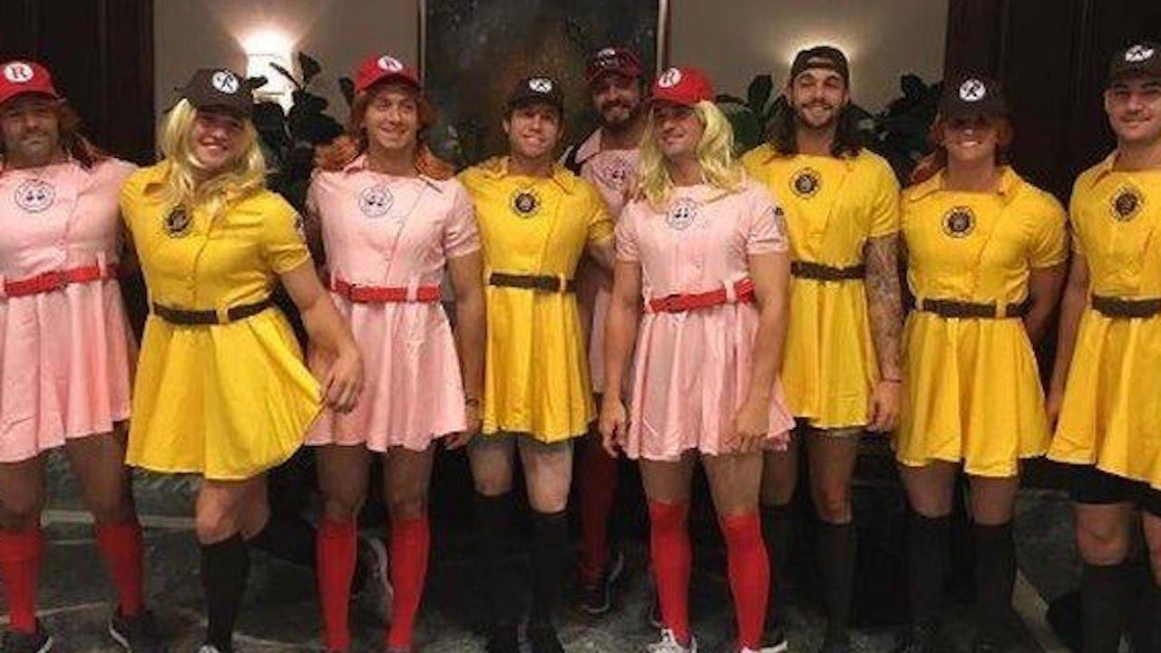 MLB Bans Dressing Up As Women?? thumbnail