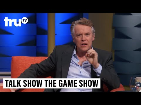 Talk Show the Game Show - First Day on Set with Glenn Close (ft. Tate Donovan) | truTV
