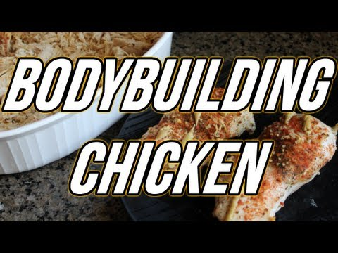 Video MY FAVORITE WAY TO COOK CHICKEN (BODYBUILDING-FRIENDLY)