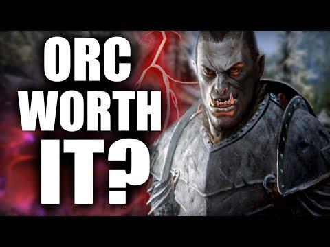 Skyrim: Being an Orc WORTH IT? - Elder Scrolls Lore