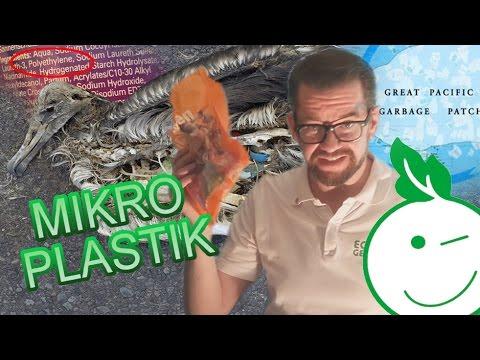 Mikroplastik - einfach erklärt