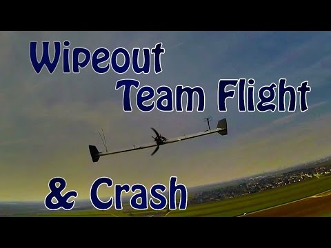 wipeout-mini-fpv-wing-team-flight-and-crash