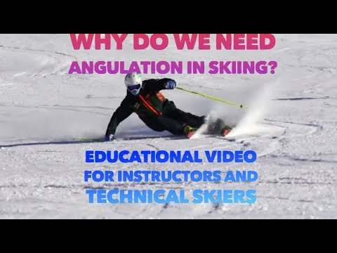 Why do we need angulation in skiing? - The how, why and when (preview)