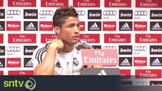 Cristiano Ronaldo (Криштиану Роналду), Cristiano Ronaldo on Gareth Bale and his future at Real Madrid