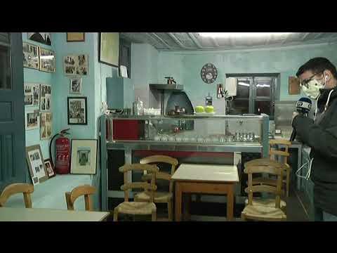 Μπήκαμε μέσα στο παλαιότερο καφενείο της Ελλάδας – Λειτουργεί από το 1785 | ΕΡΤ