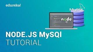 Node.js MySQL Tutorial | Building CRUD App with Node.js Express and MySQL | Edureka
