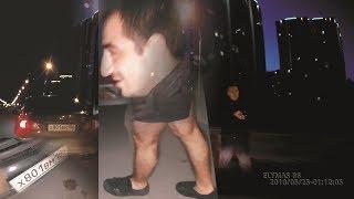 В трусах, но без носков. Погоня и задержание Адамяна в Сургуте