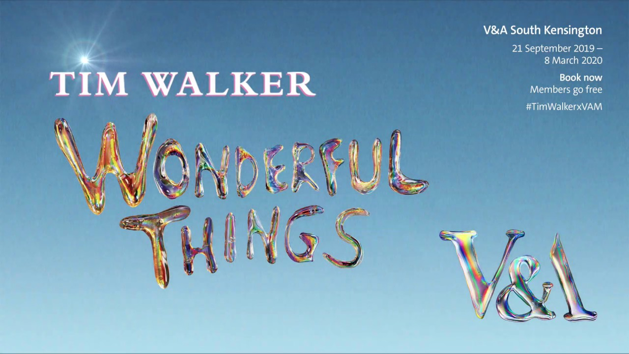 Tim Walker: Wonderful Things trailer